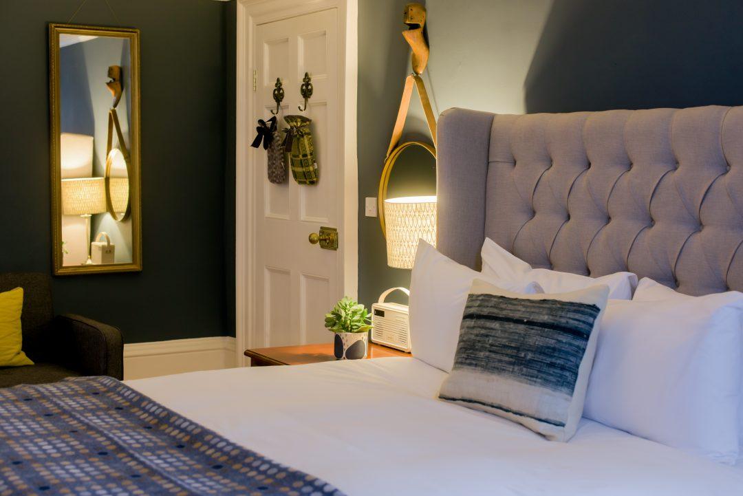 dorset house bedroom