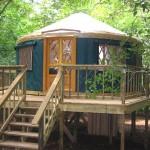 Tree House Yurt