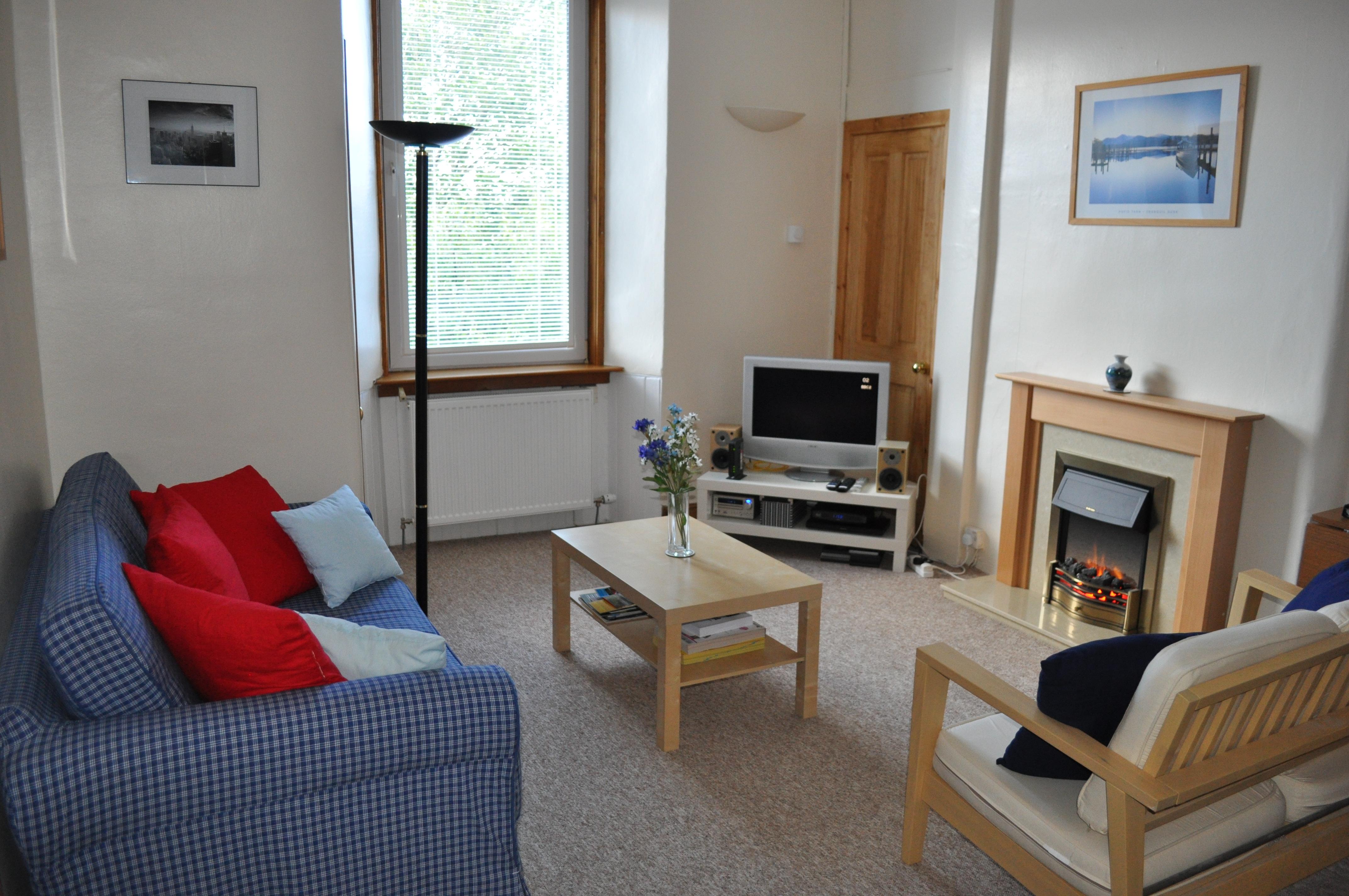 Central Apartment, Edinburgh, Scotland ...