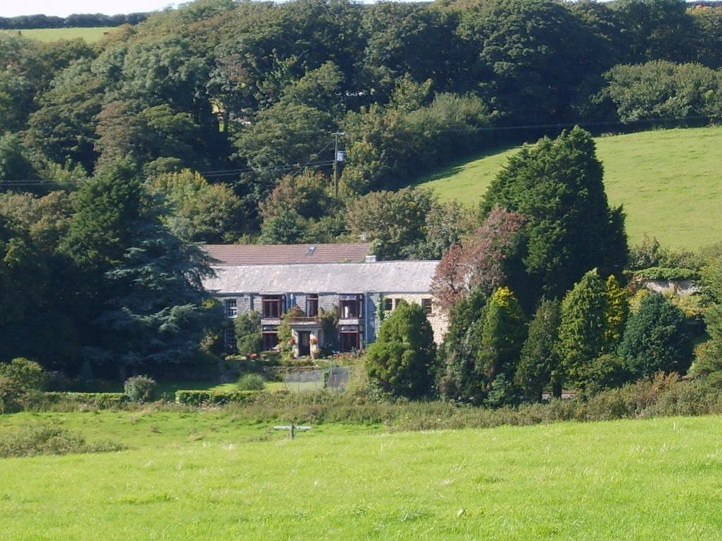 trimstone manor ariel view