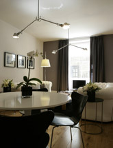 35cs living room Edinburgh