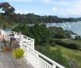arcadia balcony view