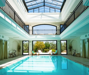 Masseria san domenico swimming pool