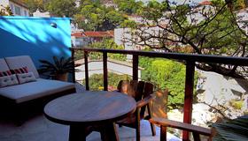 hotel quinta balcony