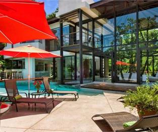 Casa Romantica pool view