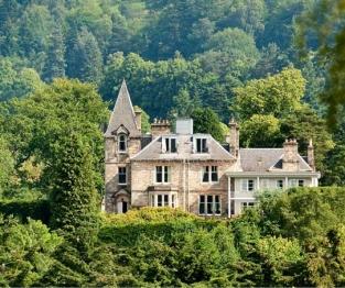 Knockendarroch hotel scotland