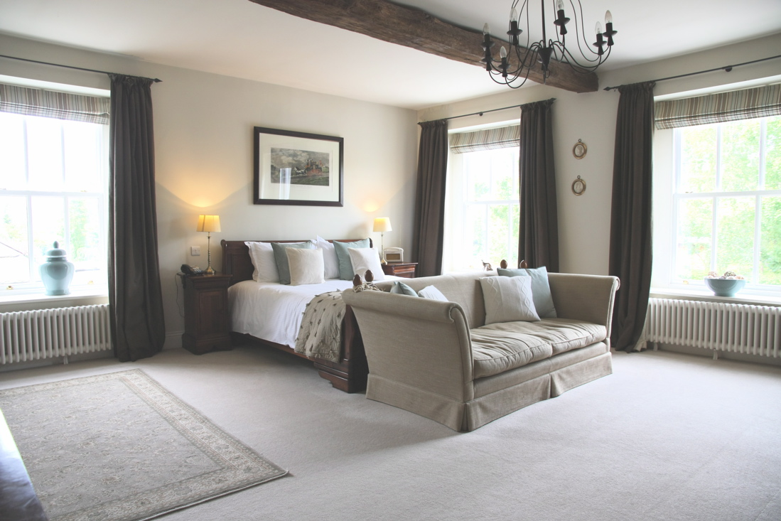 plough inn bedroom