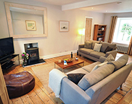 Seawater St Ives Living Area