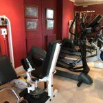 the grange fitness gym