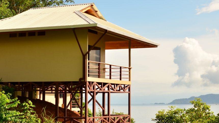drake bay accommodation