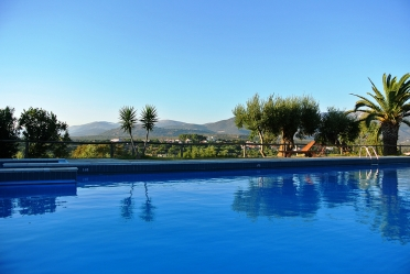 my little place kefalonia pool