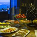 hotel villa ducale food