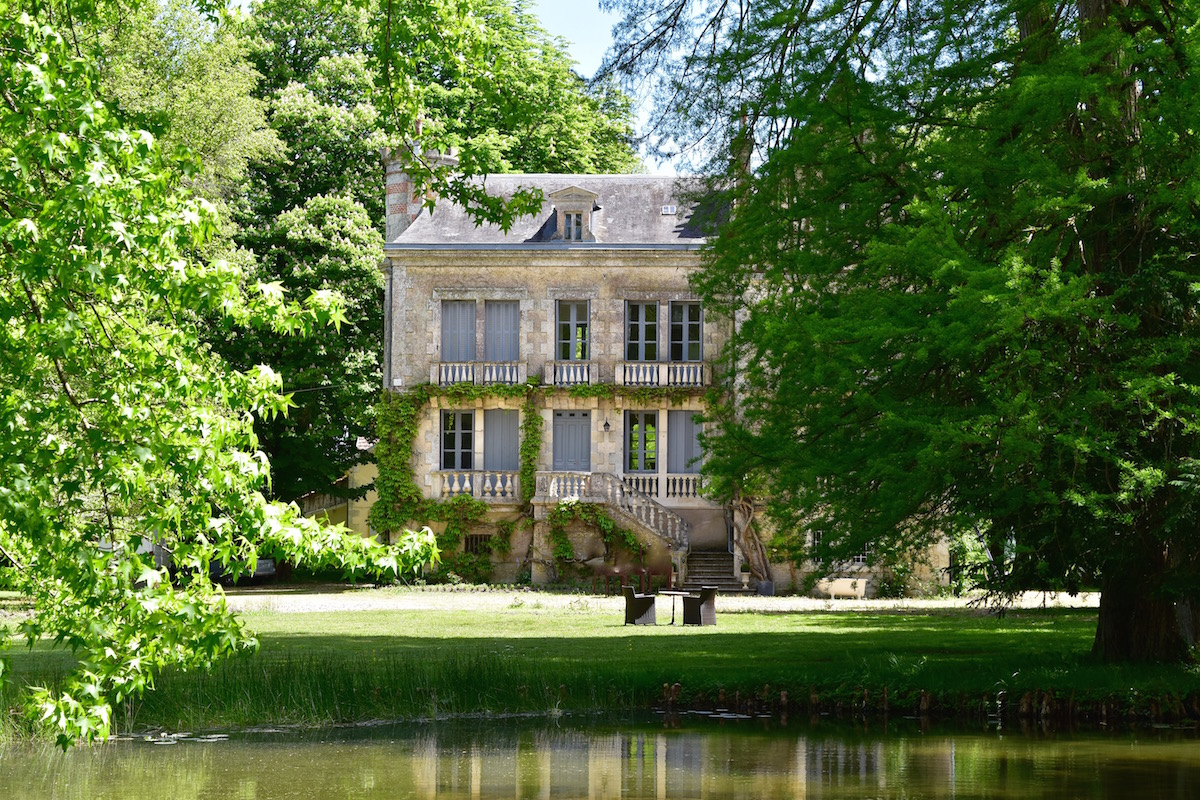 manoir de plaisance house