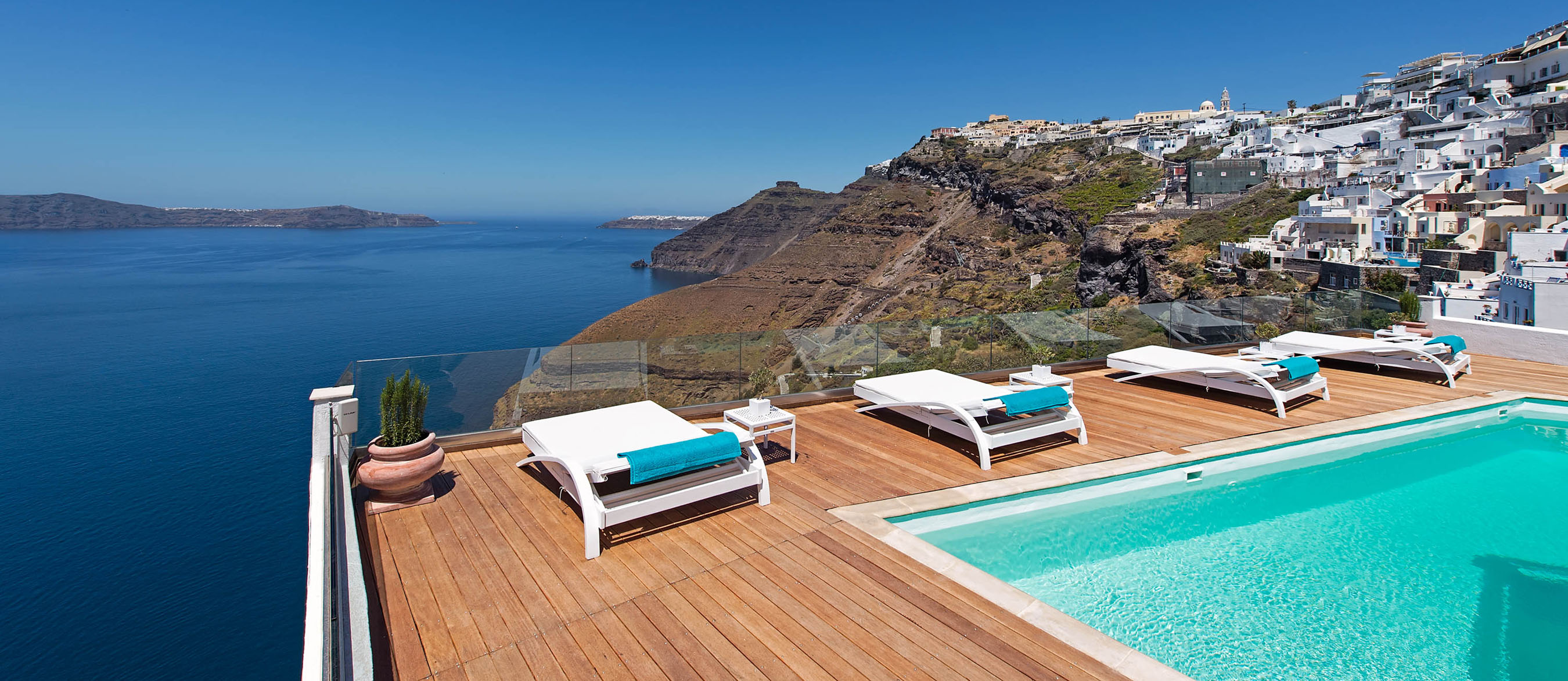 athina suites swimming