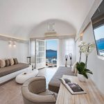 athina suites living area