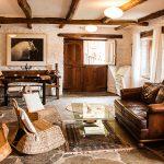 casa da cabaza living room