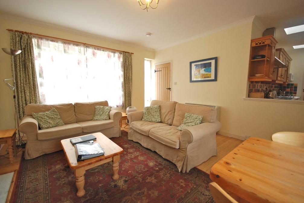 rose cottage living area
