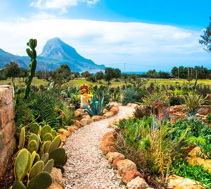 Baglio nature garden