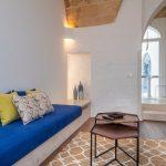 divina suites living room