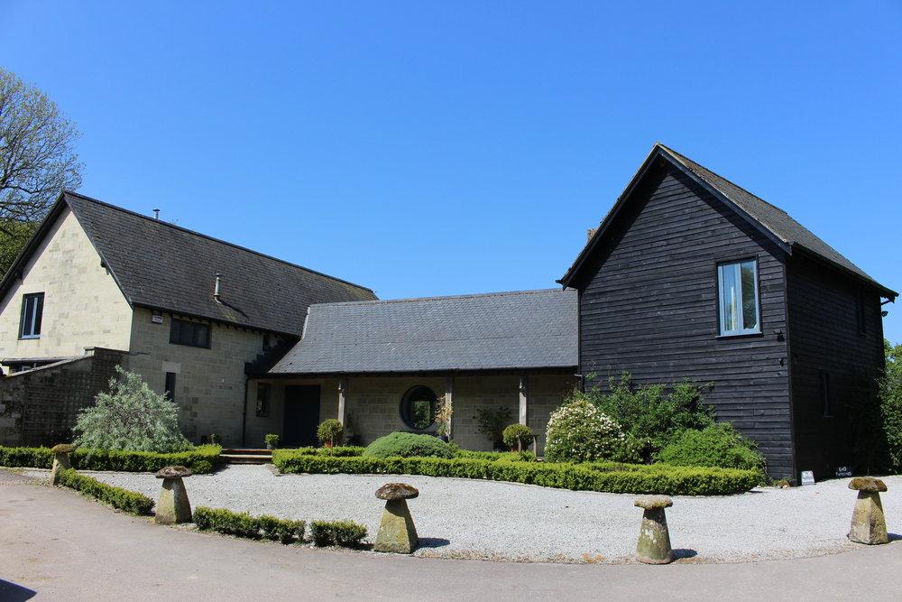 glebe farm main house