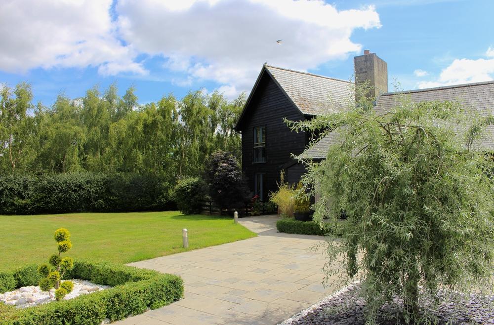 glebe farm house