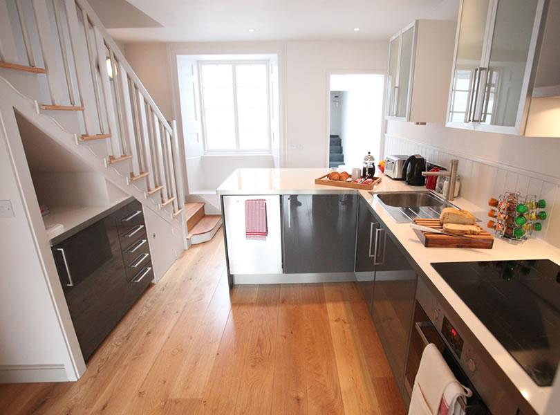 lyme cottage kitchen