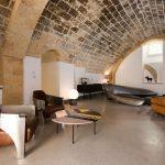 Palazzo De Noha living area