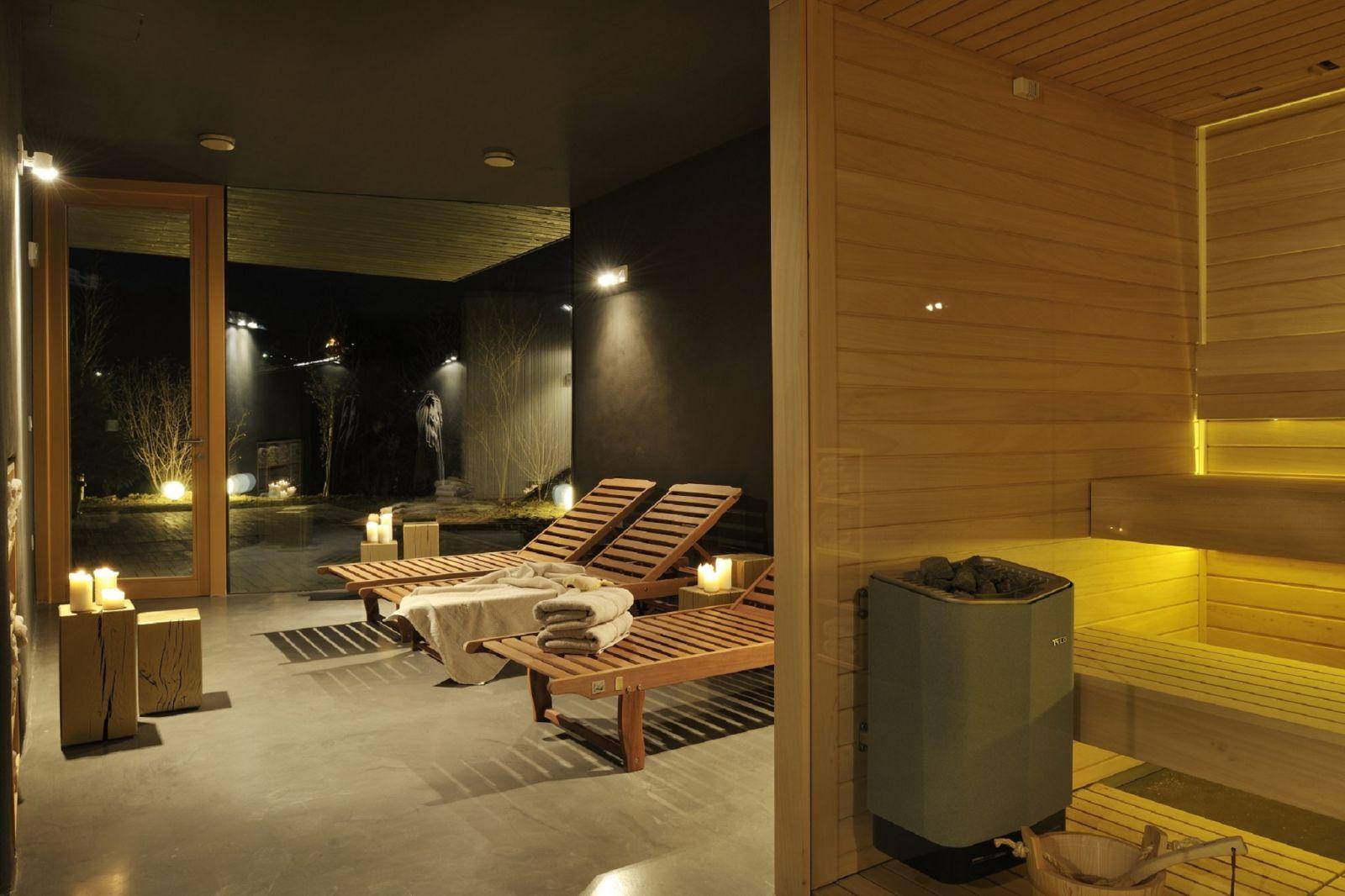 Ortenia apartment living area