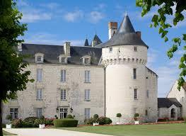 château de marçay main view