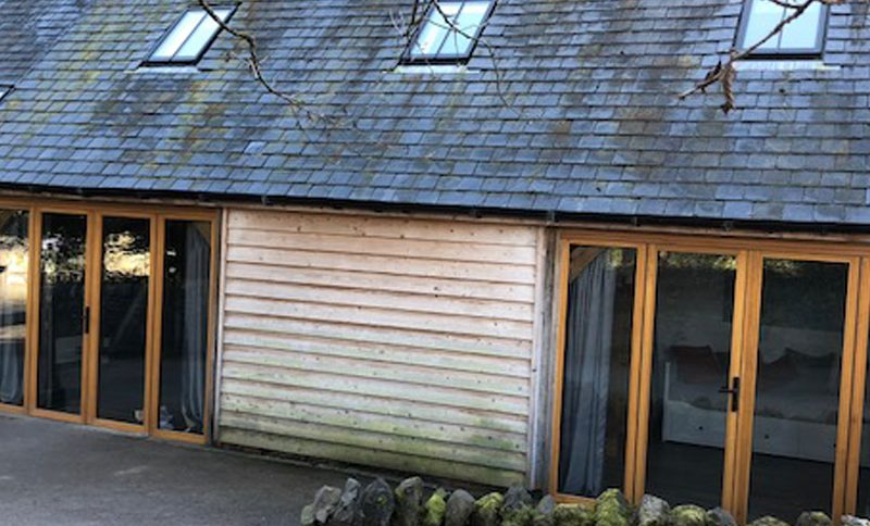 finlaystone cottages self catering building