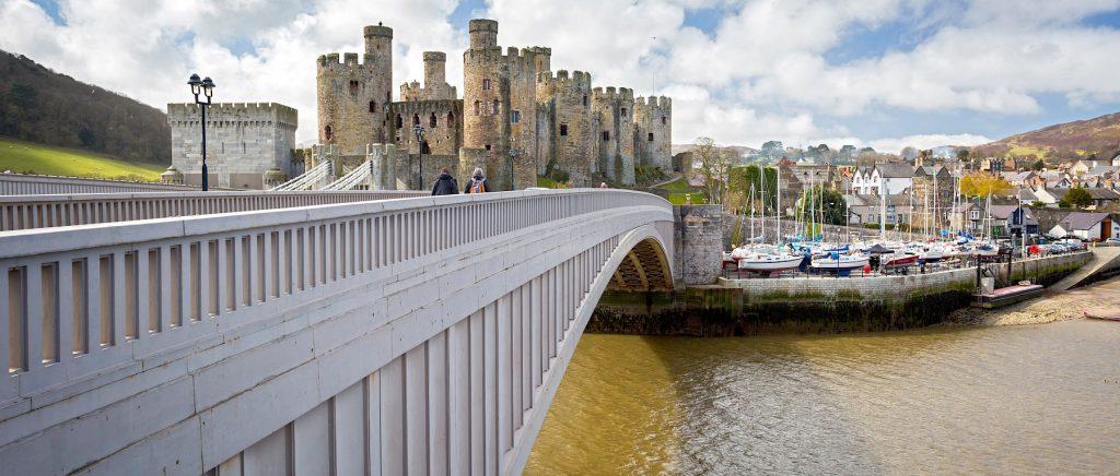 bridge leading to castle