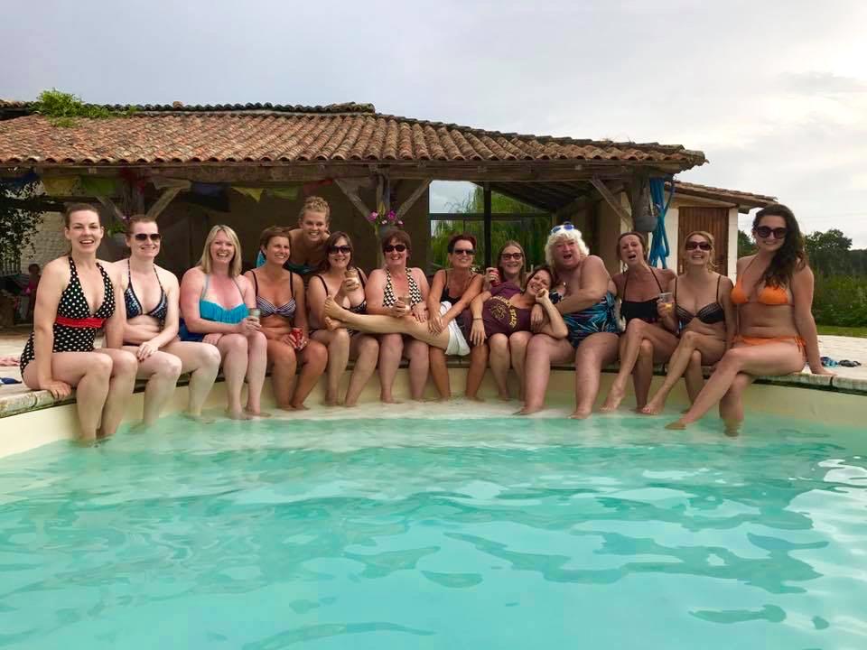 praana wellness retreat swimming